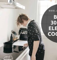 Best 30 Inch Electric Cooktop