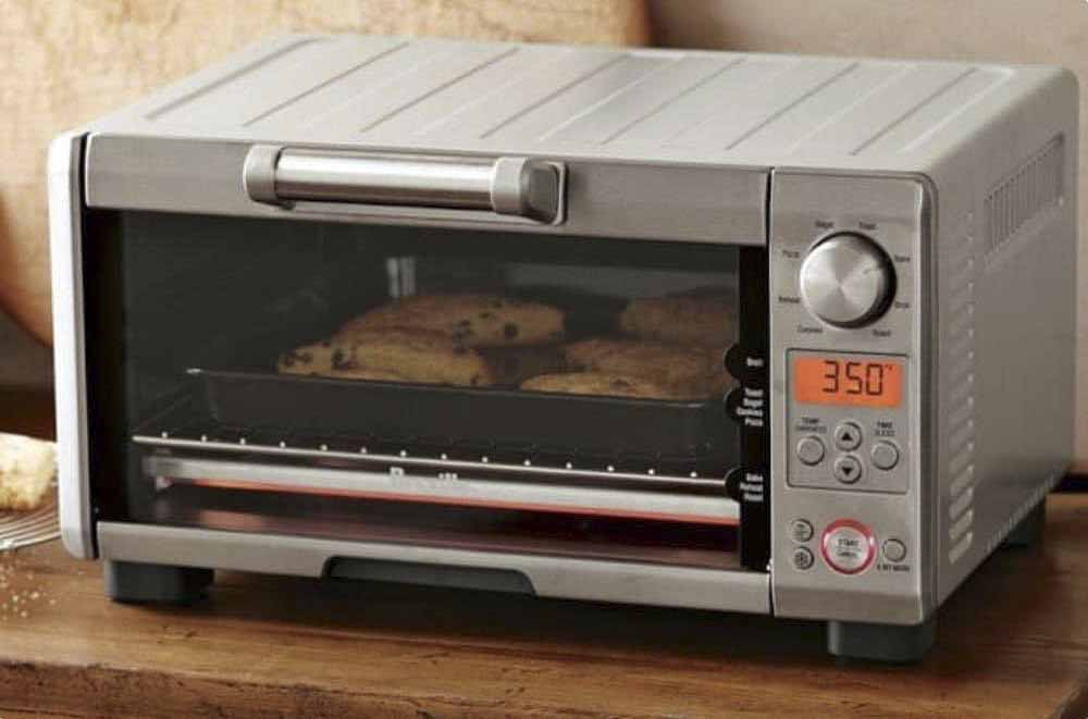 How to use a toaster oven for Baking