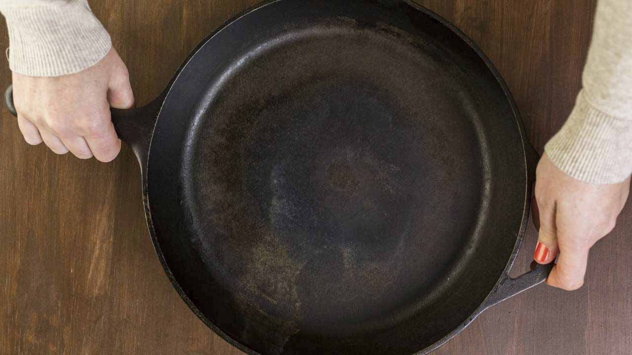 The Reason Why Cast Iron Often Rusts