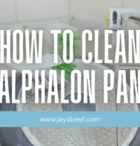How To Clean Calphalon Pans