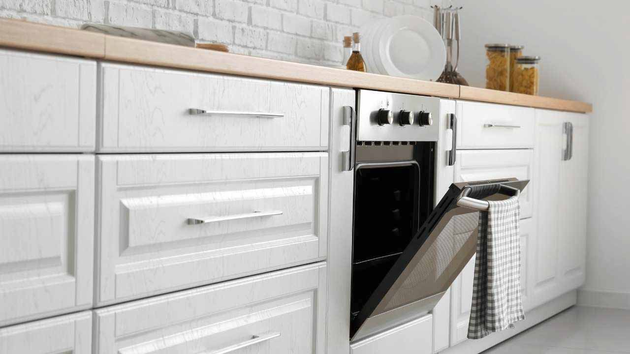 how to install a wall oven in a base cabinet-step-7