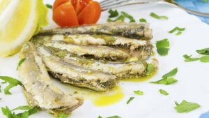 How to cook for anchovies vs sardines
