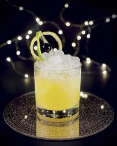 How to make a spicy tiki cocktail with Velvet Falernum