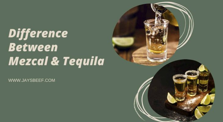 difference between mezcal and tequila